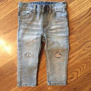 NWOT Baby B'Gosh Distressed Jeans